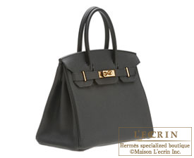 knock off birkin bag - Hermes Birkin bag 30 Black Togo leather Gold hardware | Hermes ...