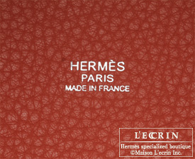 Hermes Picotin Lock bag PM Rouge garance Clemence leather Silver hardware