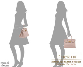 authentic hermes bags outlet - Hermes Birkin bag 30 Glycine Clemence leather Gold hardware ...