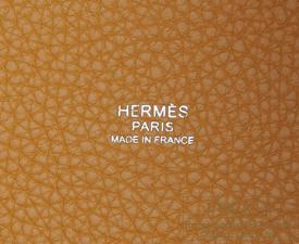 821ef92b68 ... Hermes Birkin bag 30 Natural sable Clemence leather Silver hardware