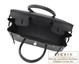 Hermes Birkin bag 30 Plomb Togo leather Silver hardware