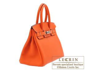 pink birkin bag - Hermes Birkin bag 30 Feu Togo leather Silver hardware | Hermes ...
