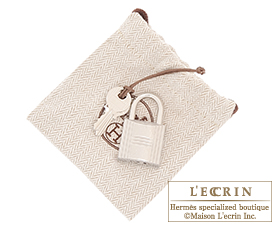 Hermes Picotin Lock bag GM Prune Clemence leather Silver hardware