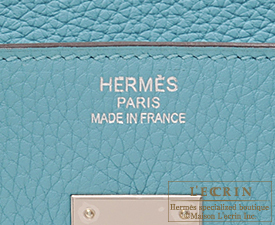 hermes Azap mint green