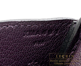 Hermes Birkin bag 35 Raisin/Purple Togo leather Gold hardware
