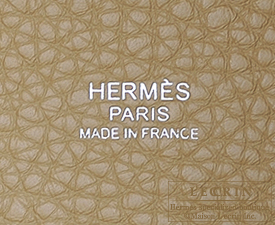 Hermes Picotin Lock bag MM Trench Clemence leather Silver hardware