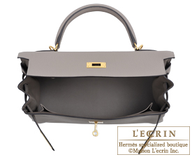a49faed32a5f2 23.05.2016 ba593 84d5d shop hermes kelly bag 32 gris asphalt togo leather  gold 4119a 2ef08 coupon vintage ...