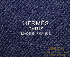 Hermes Picotin Lock Tressage De Cuir bag PM Blue encre/Brick/Black Epsom leather Silver hardware